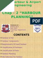 . Harbour Planning