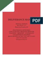 Big Red Deliverance Manual p.i p60