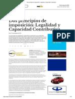 legalidad y capacidad contributiva