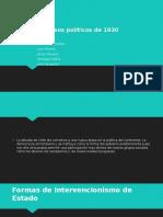 Procesos Políticos de 1930 (1)