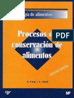 Procesos de Conservacion de Alimentos, 2a Edicion_booksmedicos.org
