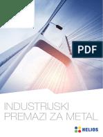 Industrijski Premazi Za Metal