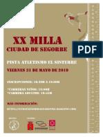 Milla 2019