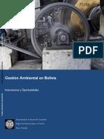Gestion Ambiental en Bolivia