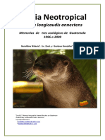Nutria Neotropical Manual