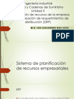 5.2 ERP & DRP
