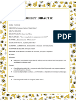 1 Proiect Didactic Dos