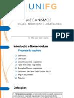 Aula 8.1 - Cames Introdução e Nomenclatura.pdf