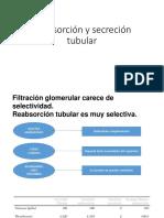 Reabsorción y secreción tubular.pptx