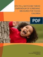 Screening Compendium March2014