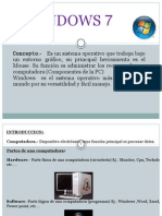 Clases de Windows Seven