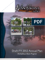 Atchafalaya Basin Draft 2012 Annual Plan
