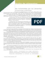 Manipulador de Alimentos - 5 - Enfermedades Transmitidas Por Los Alimentos