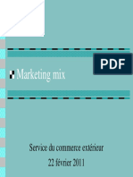 Plan Marketing Mix11