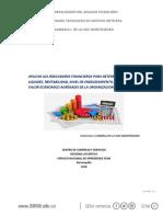 Analizar Resultados Contables y Financieros Gestión Hotelera