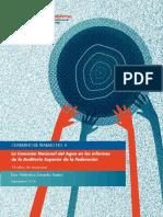Cuaderno de Trabajo 6 La CONAGUA en Los Informes de La ASF 2000 2016