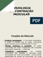Aula de Fisiologia Muscular