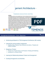 T3TAAC - Arrangement Architecture - Core - R11.1