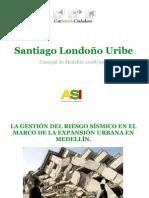 Presentación Santiago Londoño Uribe