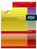 Portafolio I Unidad Doctrina 2019