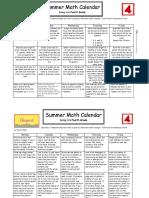 Summer Math (2)