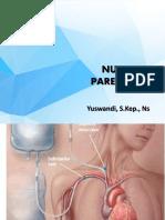 4.Nutrisi Parenteral Dan Therapi Cairan