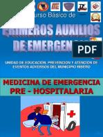1 Atención de Emergencia