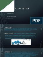 Articulo2174 de 1996