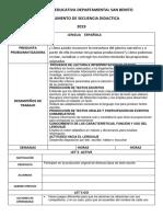 Instrumento de Secuencia Didáctica (1) LILIA
