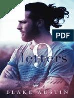 Blake Austin - 9 Letters