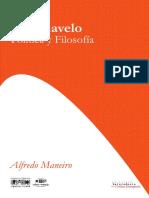 Maquiavelo Politica y Filosofia