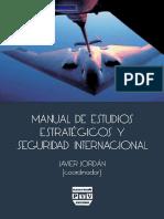 Manual de Estudios Estratégicos y Seguridad Internacional