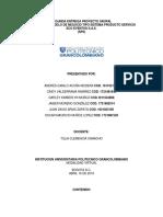 Entrega No. 2 - Gerencia Desarrollo Sostenible entrega 3