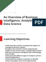 Chapter01 AnOverviewOfBI BA DataScience.odp (1)