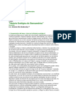 Historia Ecológica Brailowski