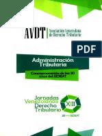 ADMINISTRACIÓN TRIBUTARIA CONMEMORACIÓN DE LOS 20 AÑOS DEL SENIAT 1.pdf