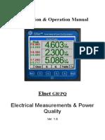 Elnet GR - User Manual