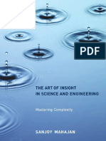 The Art of Insight in Science