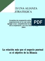 Clase 12 Alianzas Estrategicas