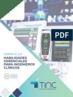 Curso IC 2.0 Habilidades Gerenciales Para Ingenieros Clinicos