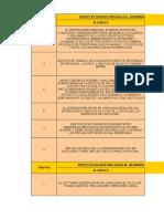 Asignacion Titulos Trayecto II - III - IV PROYECTO