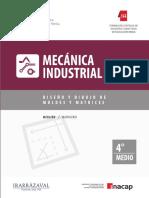 Mecánica Industrial_Diseño y dibujo de moldes y matrices