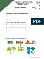 Práctica de Matemática