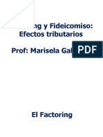Fideicomiso y Factoring Base.ppt Peru Contable