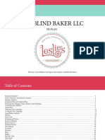 The Blind Baker Campaign Book