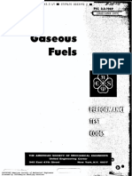 ASME PTC 3.3 - w(1979) Gaseous Fuels