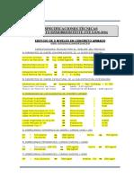 Especificaciones Técnicas (Modelo 1)