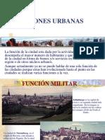 Funciones Urbanas Myriam Bonilla