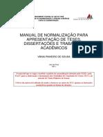 UFJF normatização