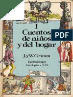 Cuentos de Los Hermanos Grimm - Tomo I